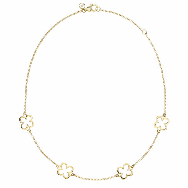 FIORE SMALL CLASSIC CHAIN NECKLACE