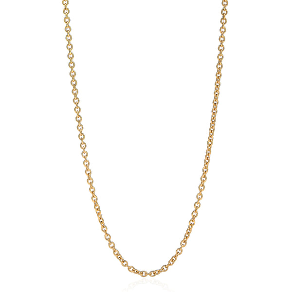 "LUXE CHAIN 30"" - 18K YELLOW GOLD"