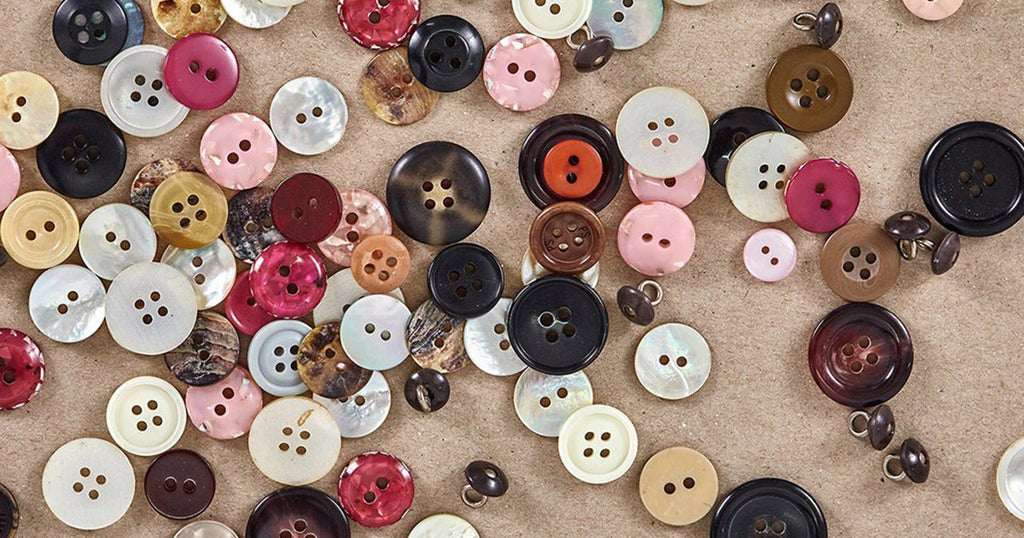 Button Sewing Basics