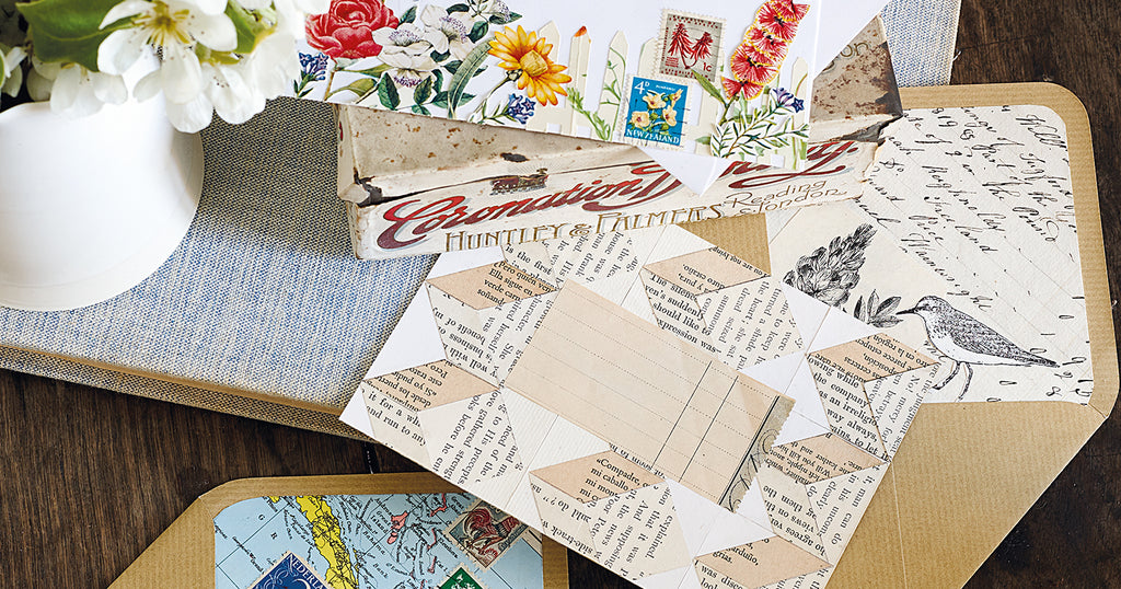 10 Tips for Making Paper Collage Art