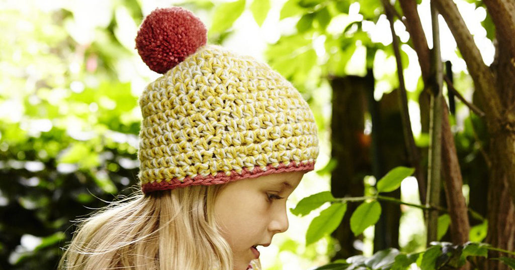 Crochet Child's Beanie