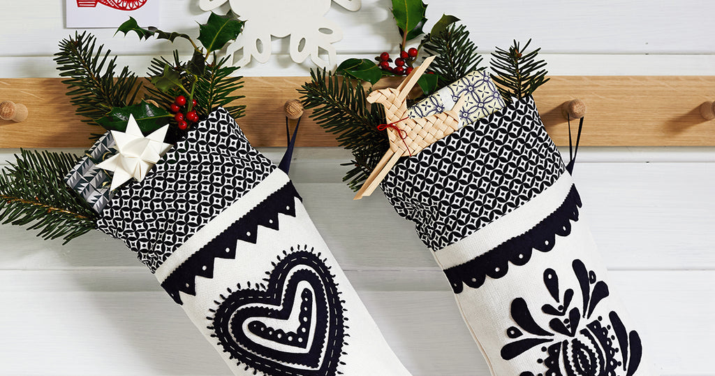 Nordic Christmas Stockings