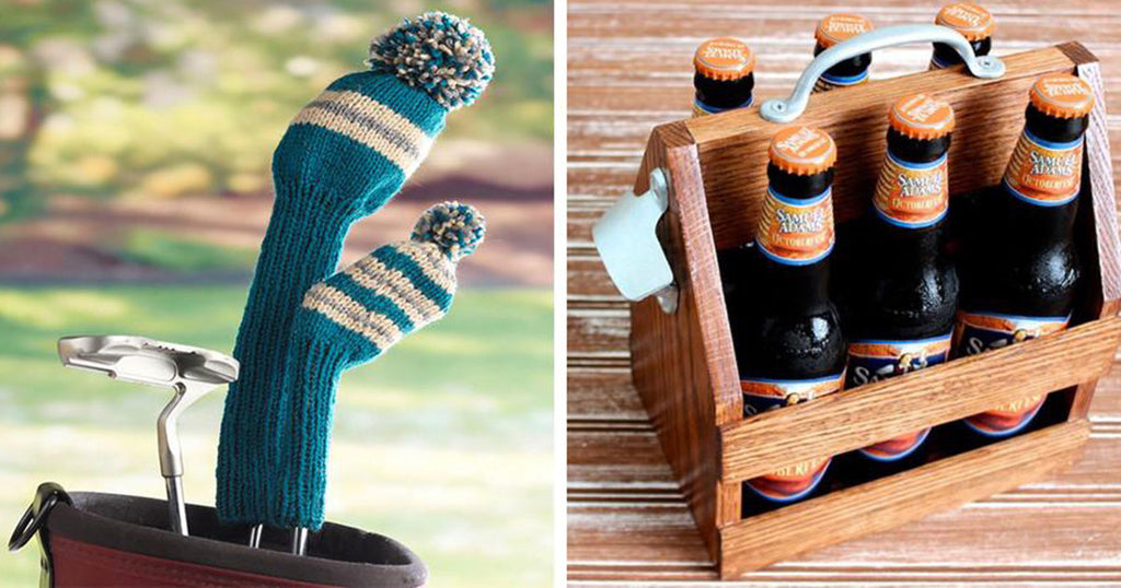 8 homemade Father's Day gifts for keen crafters