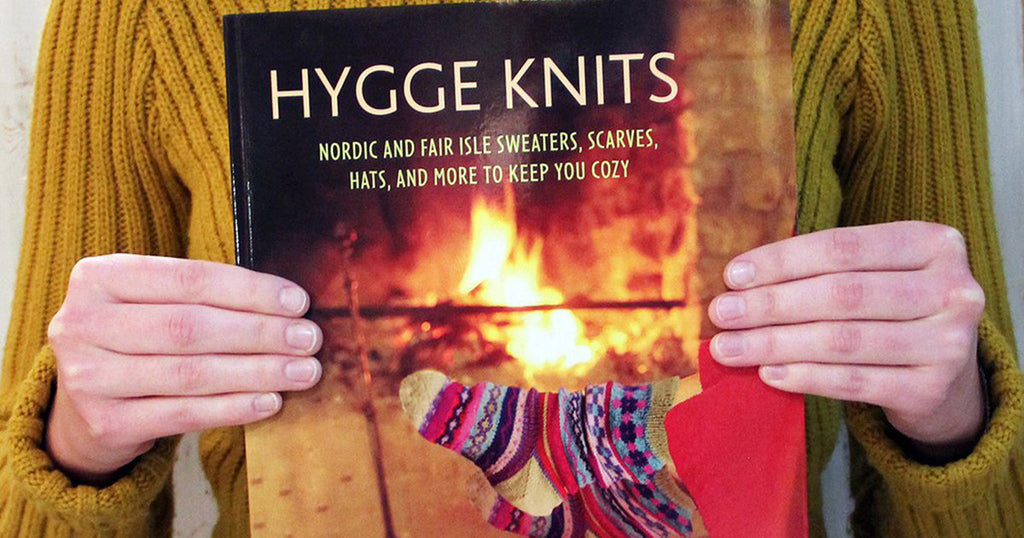 Win Hygge Knits by Nicki Trench