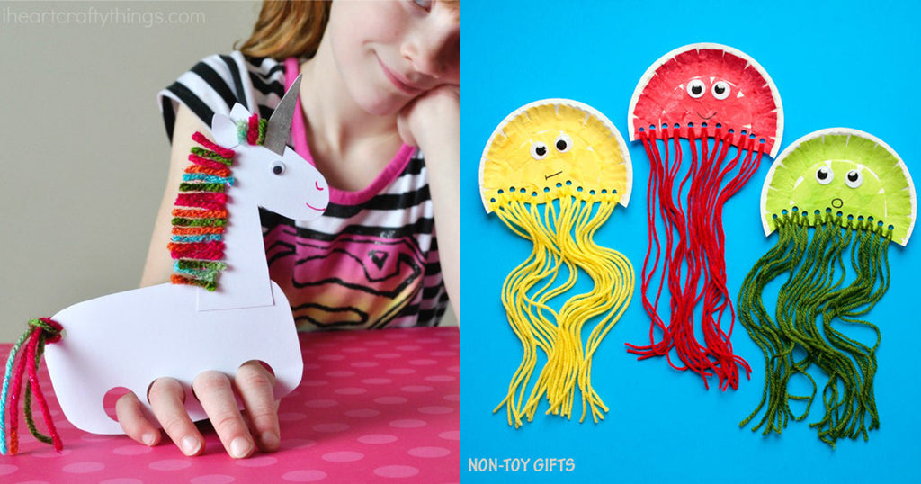 10 summer holiday craft ideas