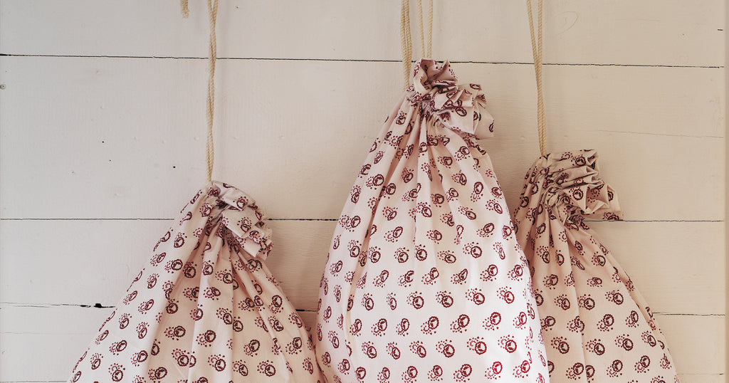 DIY Laundry Bag tutorial