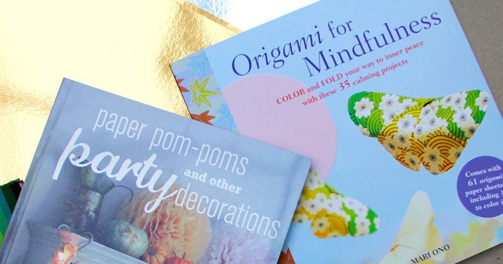 Win a paper craft book bundle