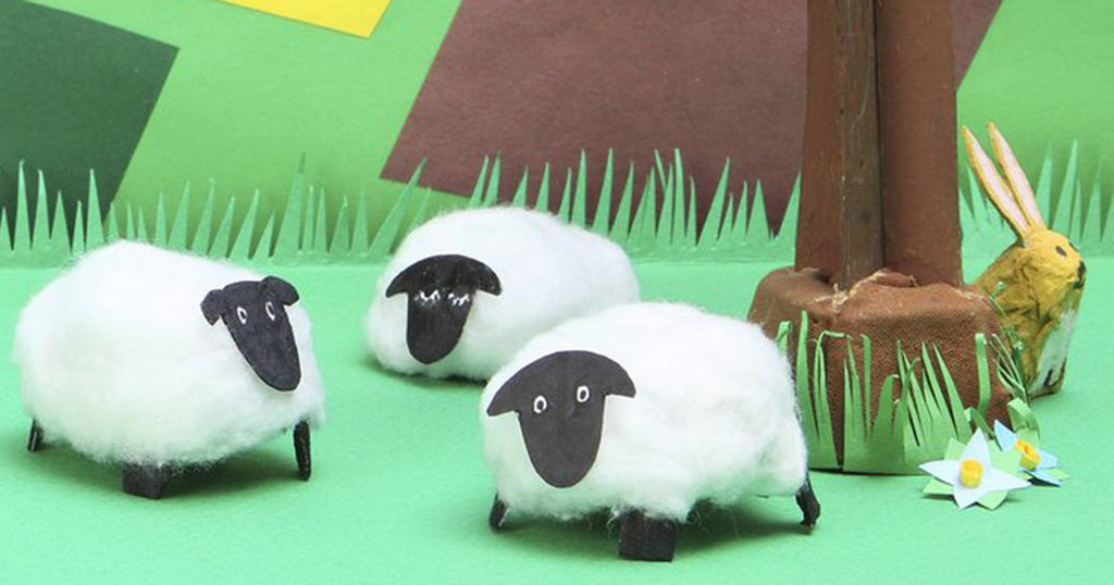 Make Your Own Sneaky Sheep