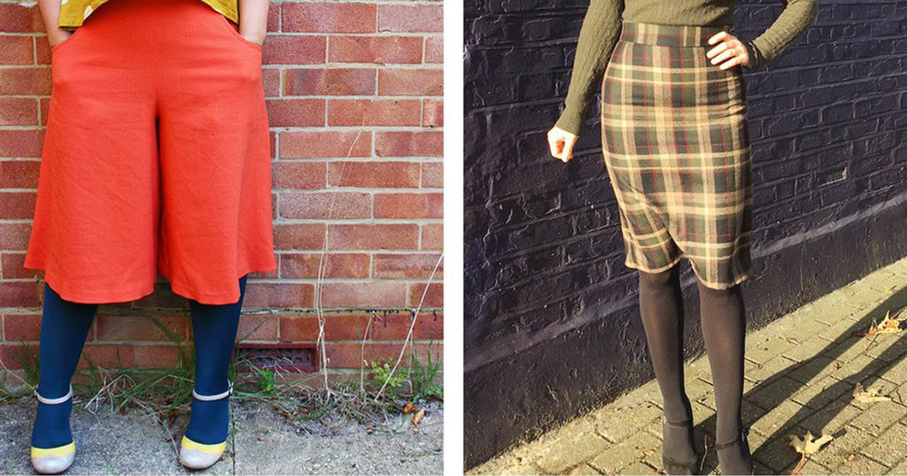 A Beginner's Guide to Making Skirts Blog Tour