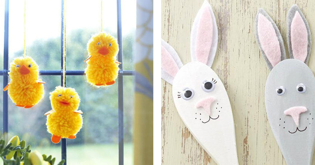 Top 10 Easter craft ideas for kids