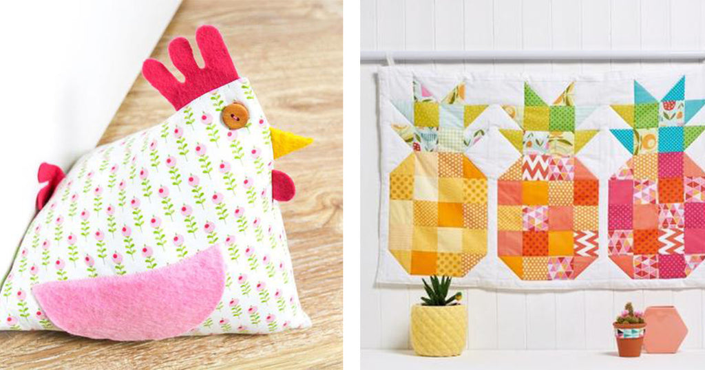 6 summer sewing projects for the home