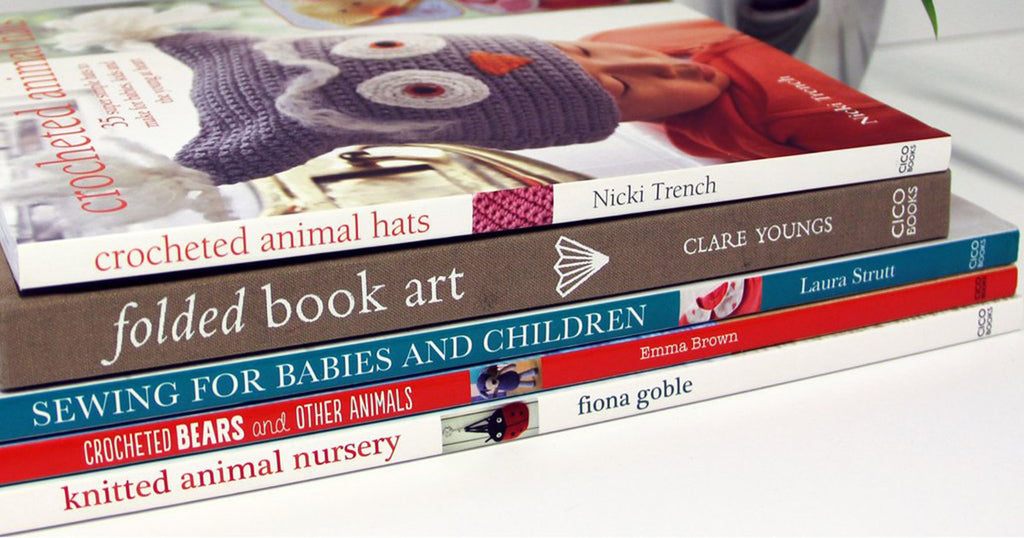 Craft Book Bundle Giveaway