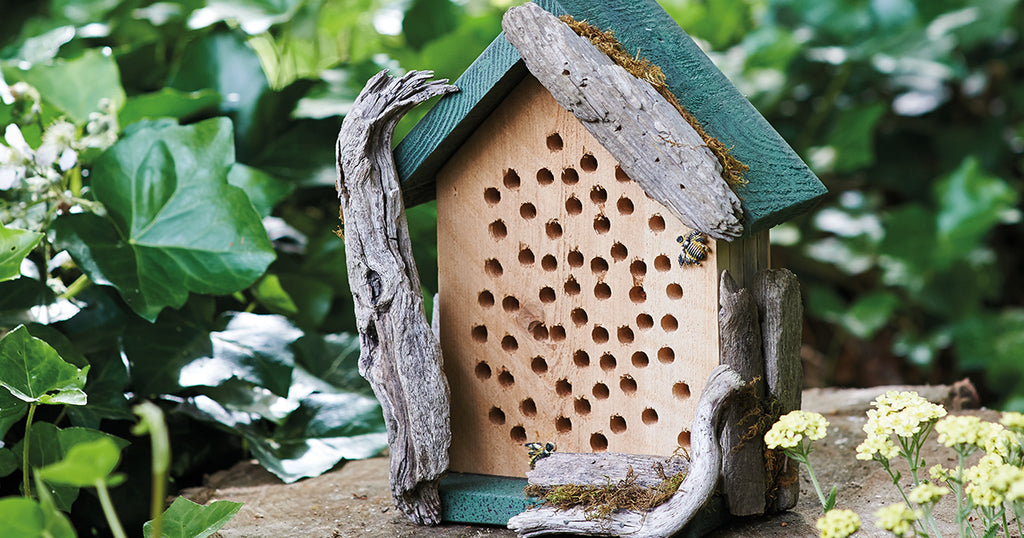 DIY Bee House