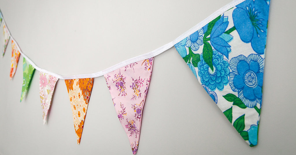 Stylish Scraps Bunting