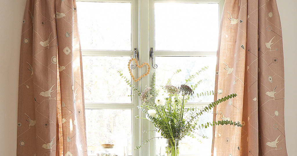 Simple Unlined Curtains