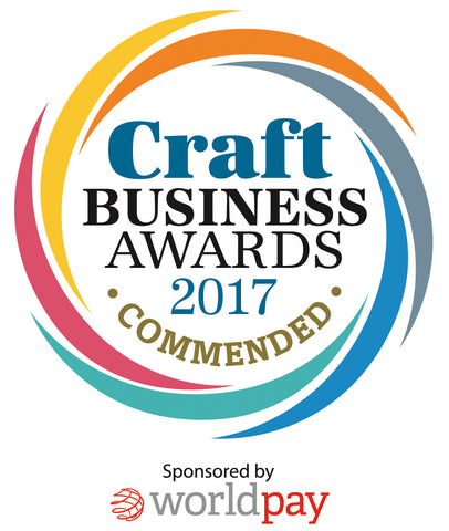 Craft Business Awards Highly Commended