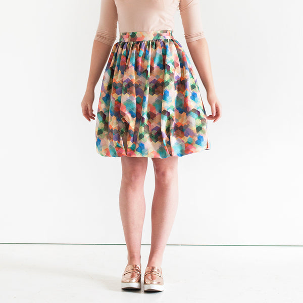 Finsbury bubble skirt - the perfect party skirt