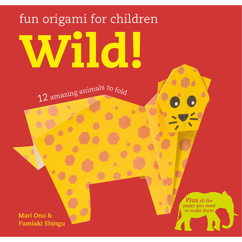 Fun Origami for Kids: Wild!