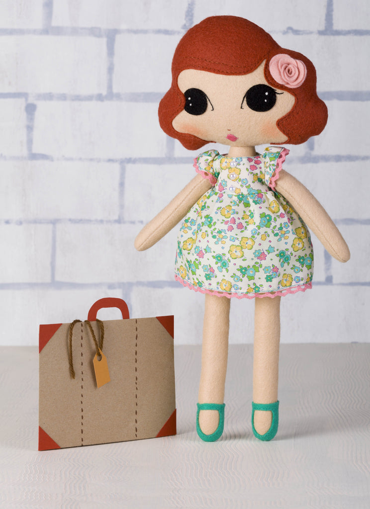 sew your own dolls kayla project