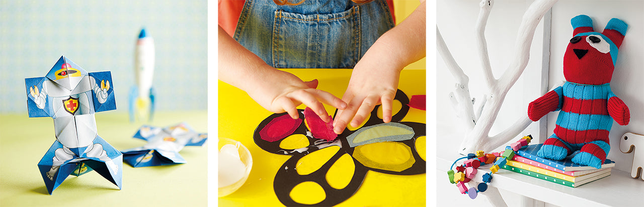 Children's Crafts and Activities