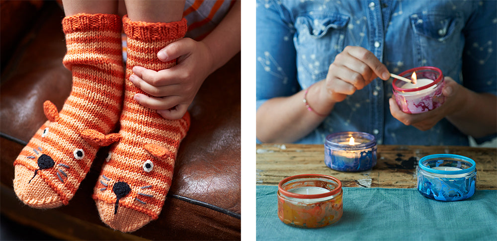 Craft Ideas from MAKEetc.