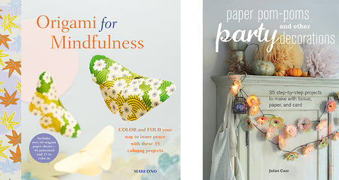 Paper craft book bundle prize