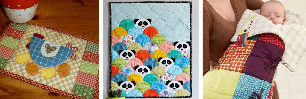 Quilting craft trend
