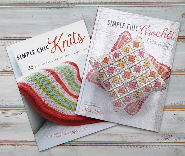 Simple Chic Prize Books