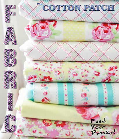 The Cotton Patch Fabric
