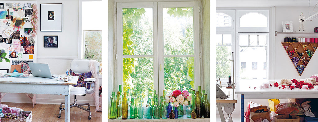 The Creative Home - window photos