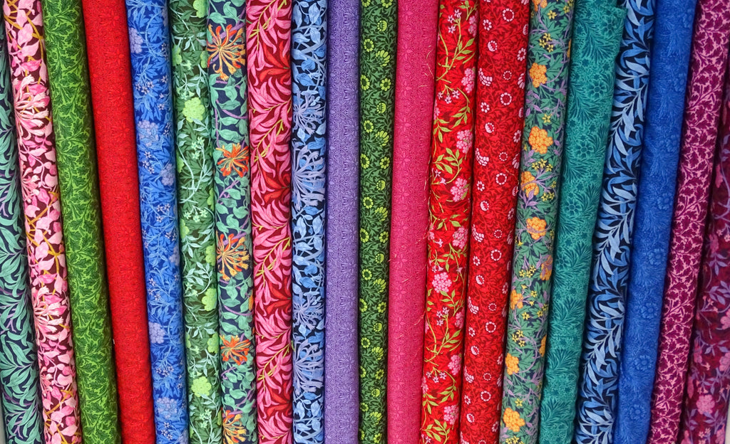 The Sewing Directory Fiona Pullen Fabric Brights