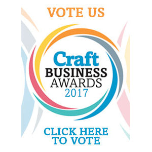 Vote for us in the Craft Business Awards 2017
