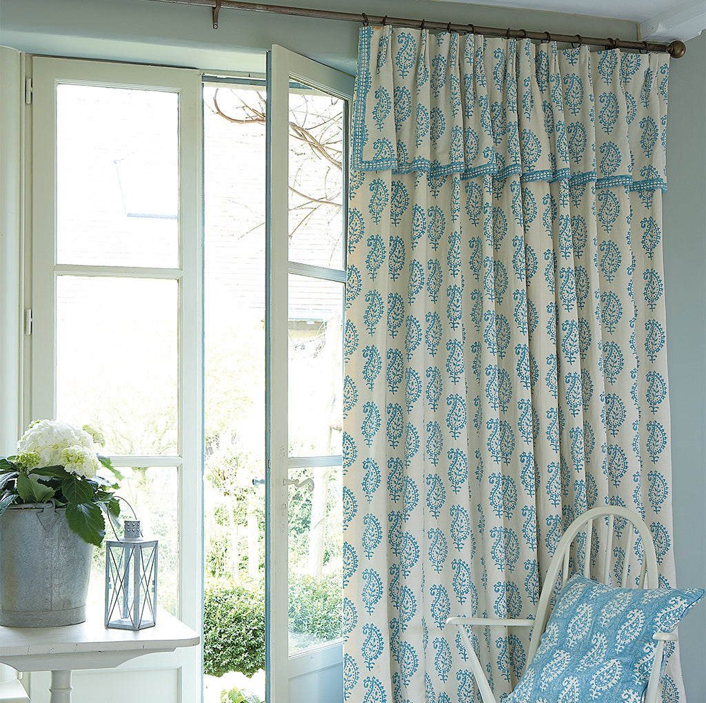 a beginner's guide to making curtains