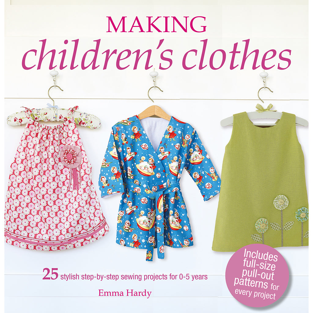 Making Children's Clothes