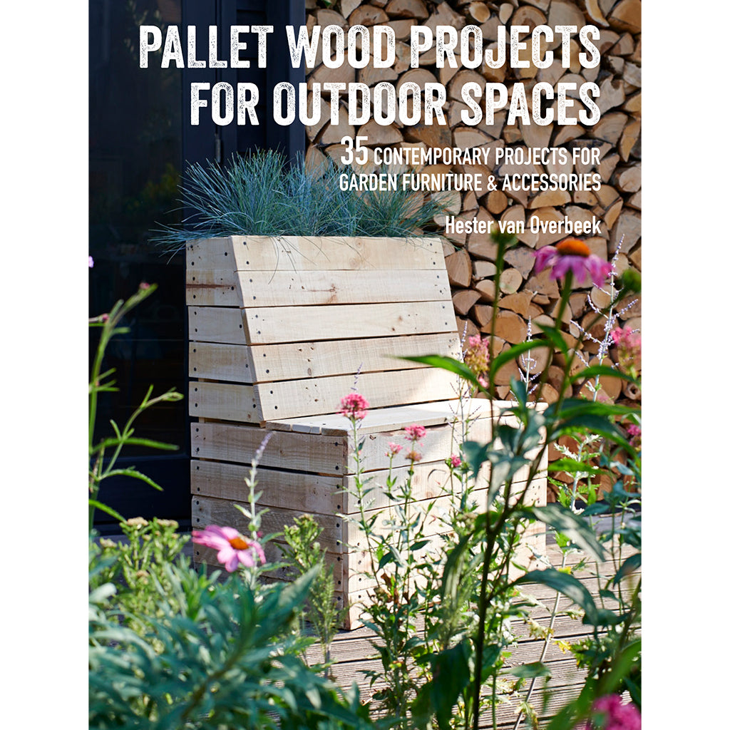 Pallet Wood Projects for Outdoor Spaces