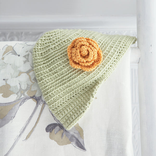 Crocheted Hats & Scarves