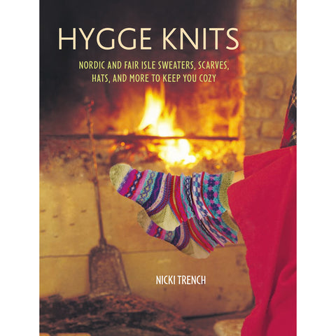Hygge Knits by Nicki Trench book cover