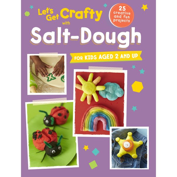 let's get crafty with salt dough by CICO books