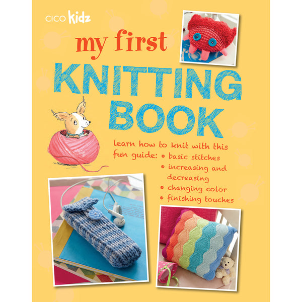 my first knitting book by susan akass