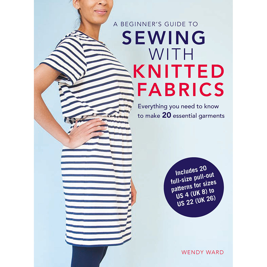 A Beginner's Guide to Sewing with Knitted Fabrics
