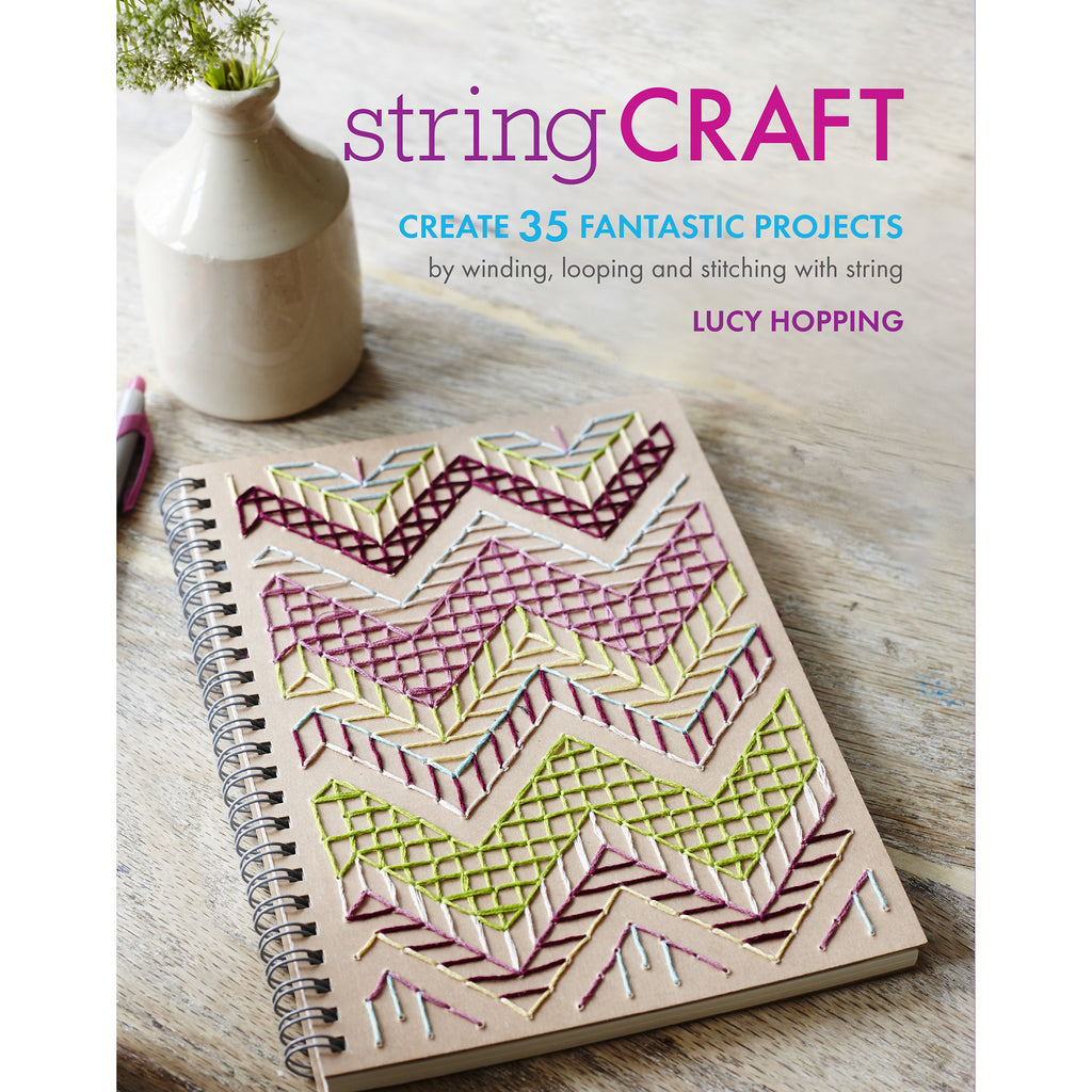 string craft by lucy hopping