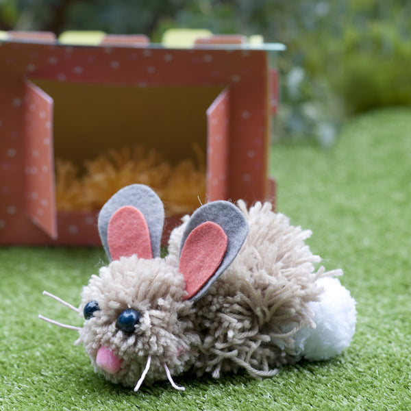 pompom animal bunny rabbit