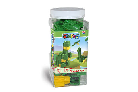 Race Day - Standard Blocks Box - 151 Pieces