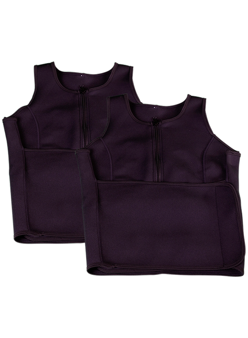 image-main:The Perfect Sculpt Sweat Vest - Bundle Of 2
