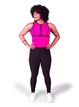 Sweat Vest, Sweat Cream, and Booty Resistance Band Bundle - Pink Easy