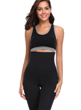 image-main:High Waist Body Shaper Sweat Leggings