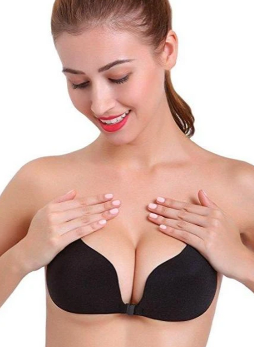 The Perfect Sculpt Clip Pushup Bra