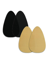 image-main:Bra Shape Tape - 2 Pack Black & Beige
