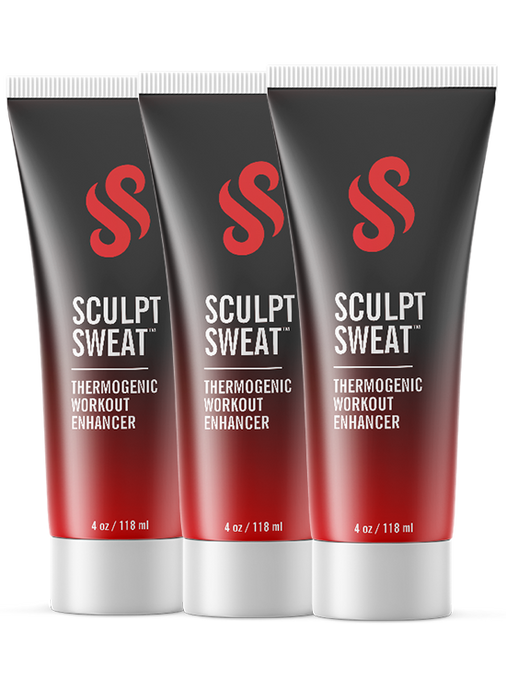 image-main:Sculpt Sweat Cream - Bundle Of 3