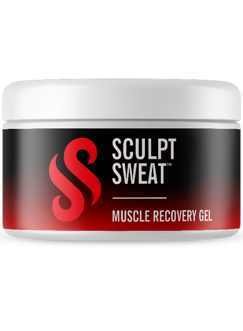 Sculpt Sweat Muscle Recovery Gel